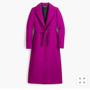 JCREW Wool Topcoat